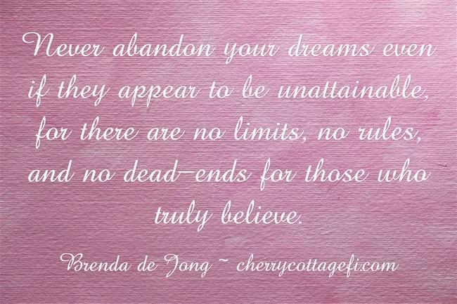 never-abandon-your