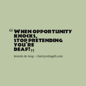 when-opportunity-knocks